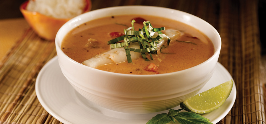 Thai Fishermen's Stew
