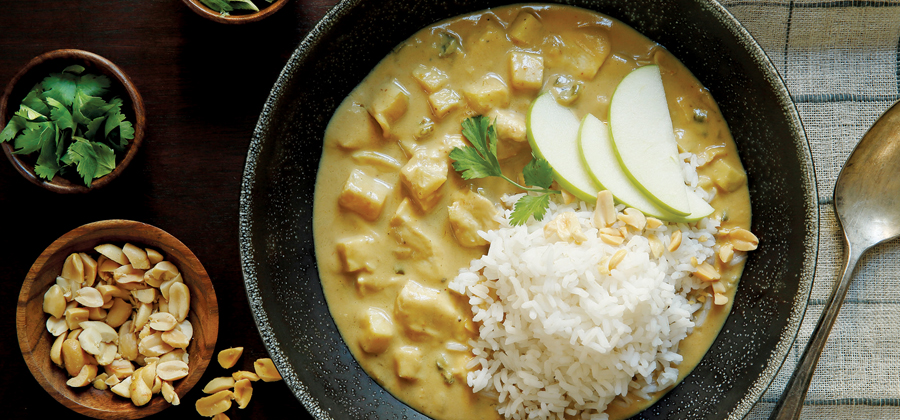 13405 Peanut Apple Chicken Curry