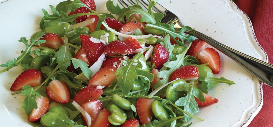 13518 strawberry salad