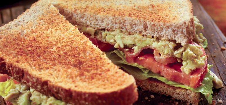 Simple, Healthy Snacks and Sandwiches - 14168