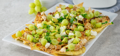 Sweet and Spicy Nachos