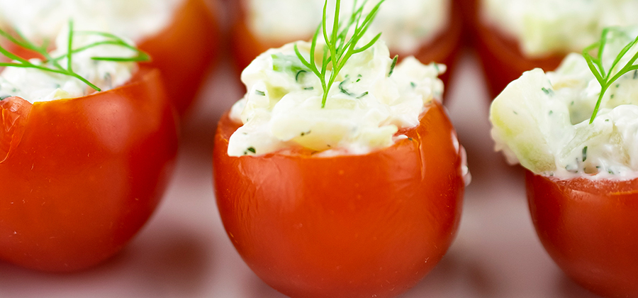 Stuffed Cherry Tomatoes - 14867