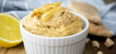 Help Yourself to Healthier Hummus