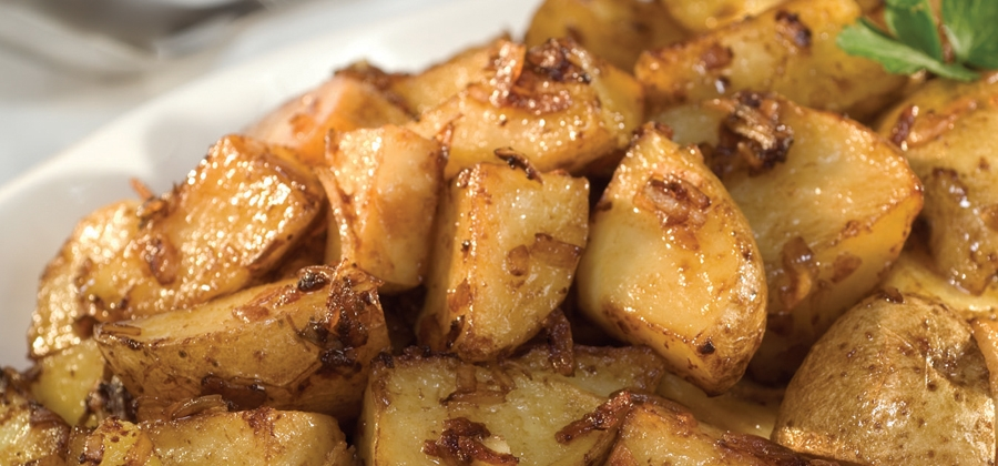Onion-Roasted Potatoes - 08583