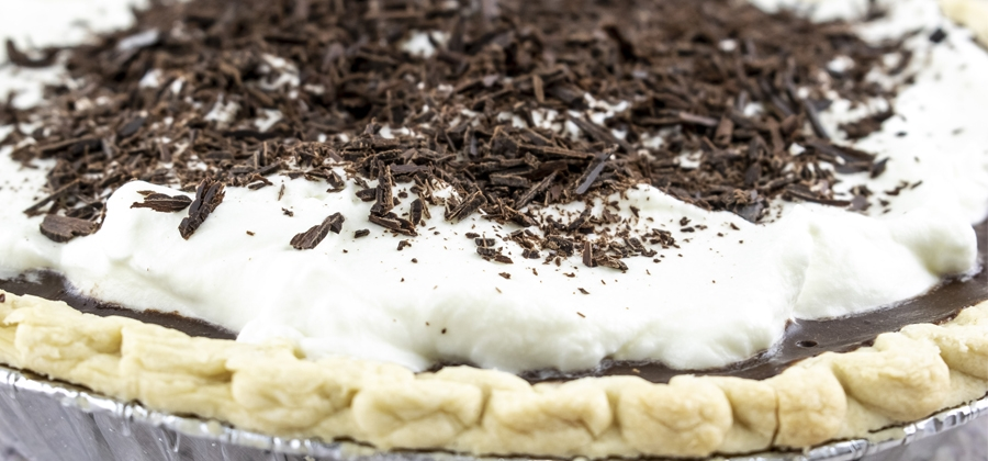 Chocolate Silk Pie - FFES Video