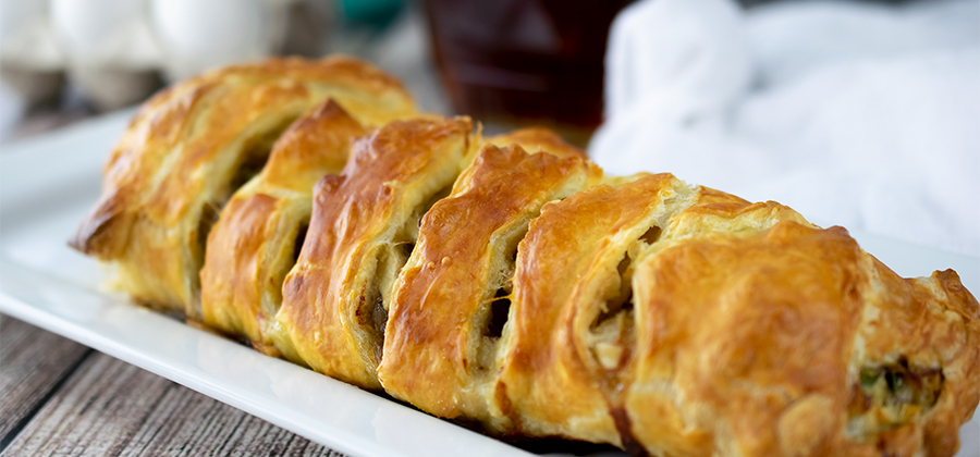 Maple Breakfast Braid - 14867