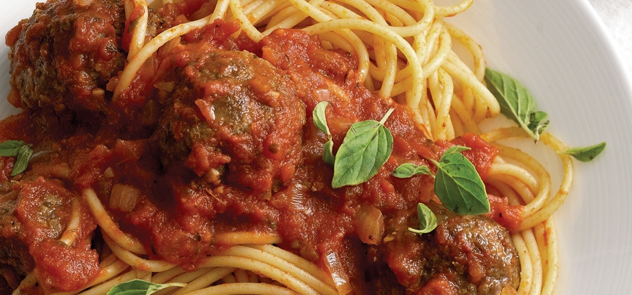 Spaghetti and Meatballs - 11539