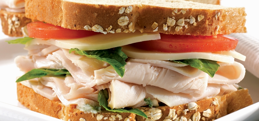 Tuscan Turkey Sandwich - 11410