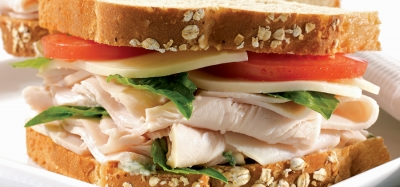 Tuscan Turkey Sandwich