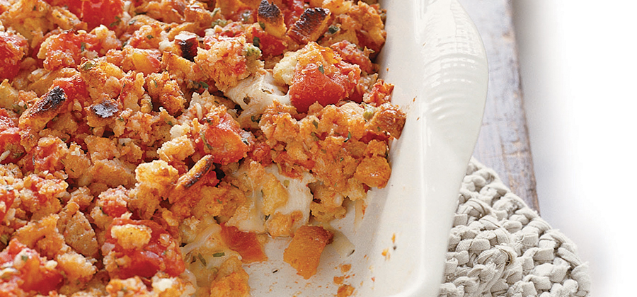 FFES-Bruschetta Chicken Bake