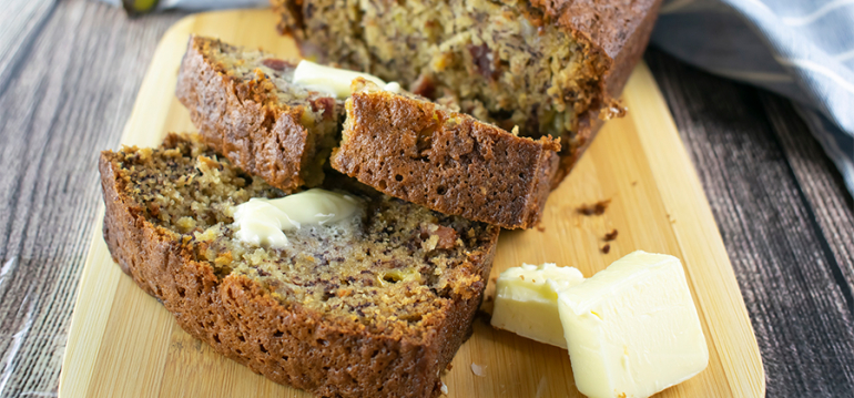 Bacon Banana Bread - 15627