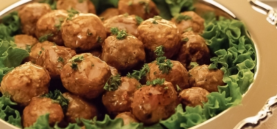 Appetizer Meatballs Your Way