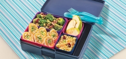 Make the Grade with Back-to-School Lunches