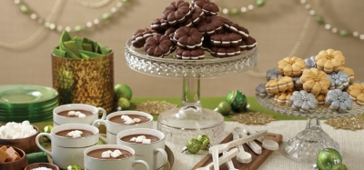 Festive Fun with Cookies and Cocoa