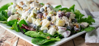 Green Apple Waldorf Salad - 15228