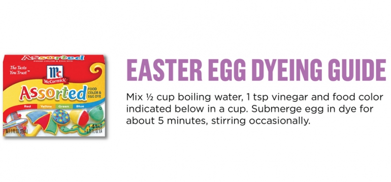 Easter Eggs to Dye For - 13709