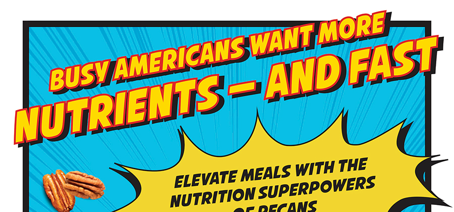 Supplement Meals with a Nutritious Addition - 15164