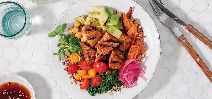 Turn to Tempeh for a Plant-Based Superfood - 15546