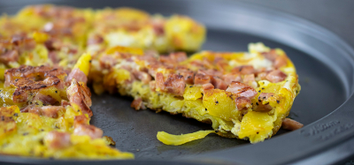 Spanish Potato and Onion Omelet