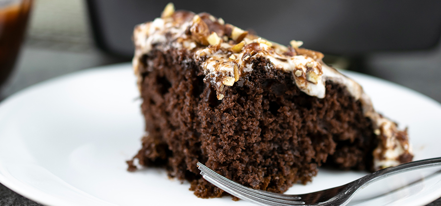 Mississippi Mud Cake - FFES Video