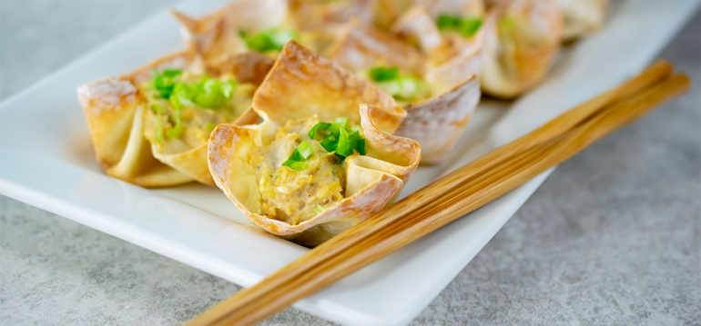 Easy Crab Rangoon - 14867