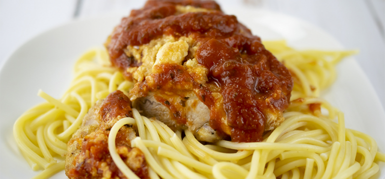 Baked Chicken Parmesan - 15621