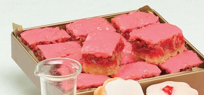 Sweet Cherry Bars - 04545