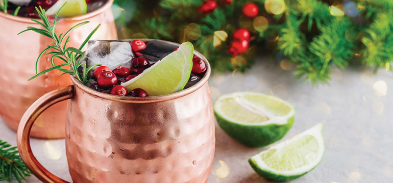Holiday Spirits to Sip On