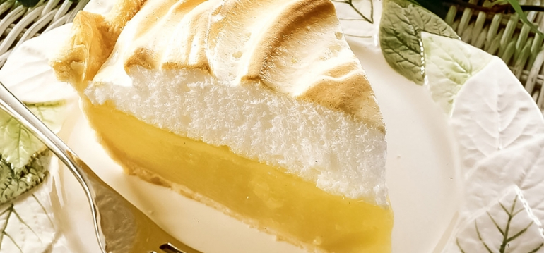 Magic Lemon Pie - 05584