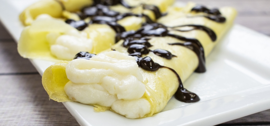 Boston Cream Crepes - FFES Video Production