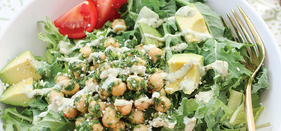 Give Spring Salads a Fresh Spin - 15606