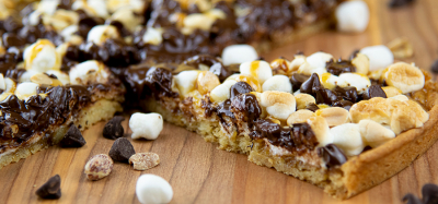 FFES-Rocky Road Cookie Pizza