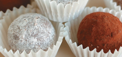 Sweet Surrender: Easy Chocolate Truffles - F1310