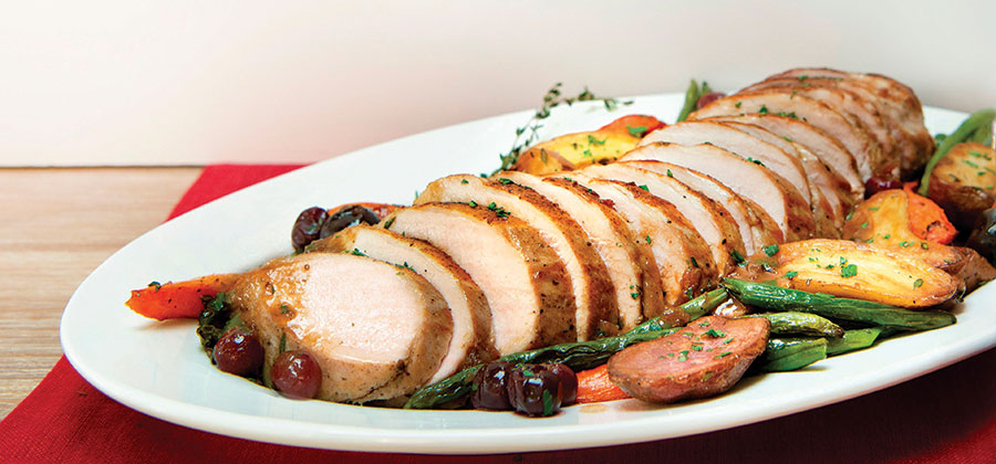 Flavorful Holiday Dishes Prepped in Minutes for Small Gatherings - 15401