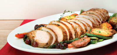 Flavorful Holiday Dishes Prepped in Minutes for Small Gatherings