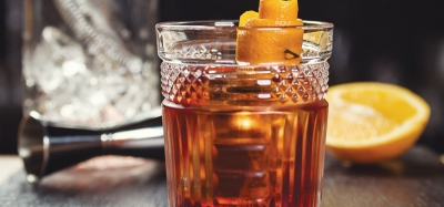 Old Fashioned with a Twist - 14514