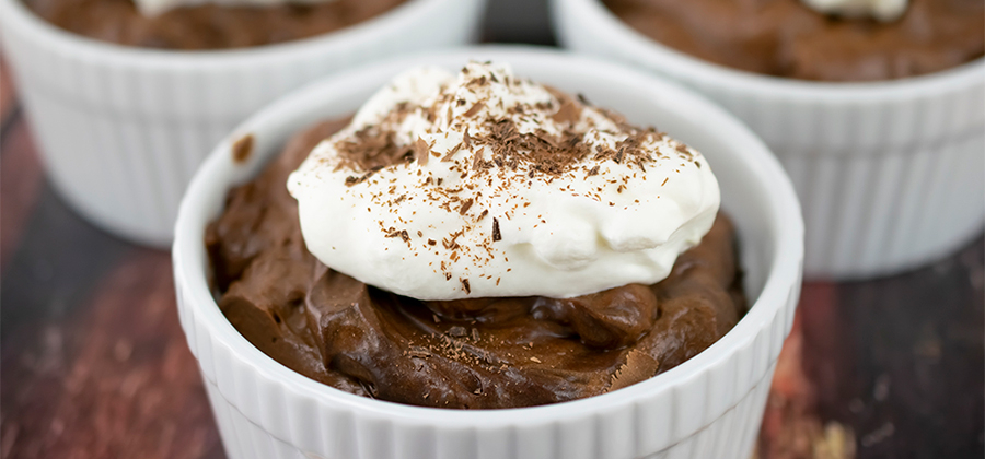 Dreamy Chocolate Mousse - 15603