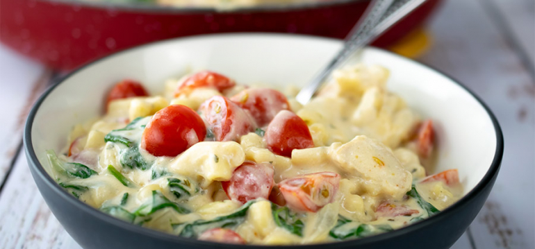 Skillet Macaroni and Cheese - 15369