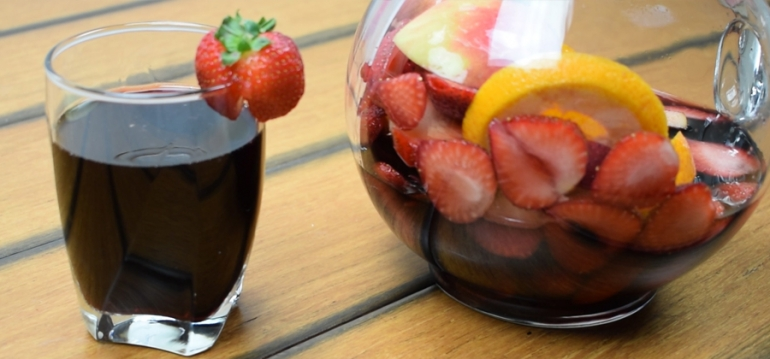 FFES-Red Wine Sangria