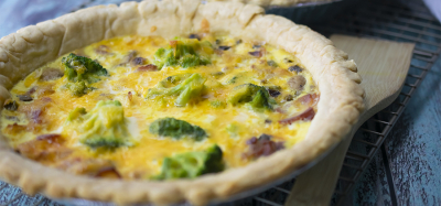 Easy Brunch Quiche