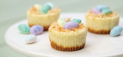 Hop into Spring with Easter Desserts