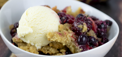 Oh-So-Berry Cobbler