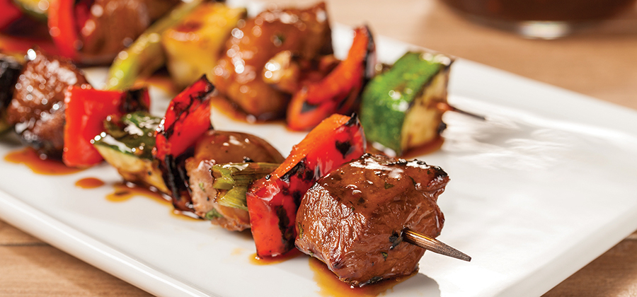 Spice Up Summer with Grilled Kebabs - 14785