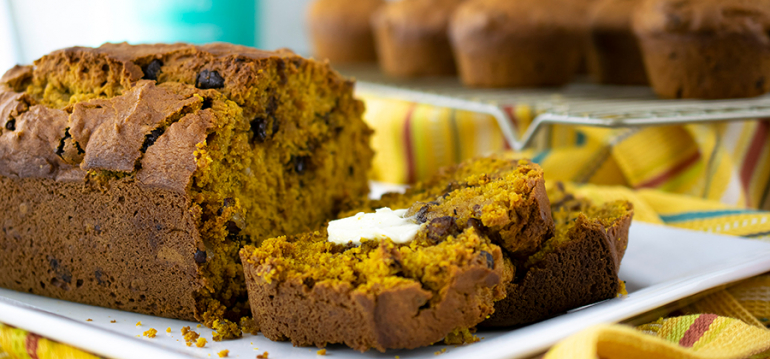 Perfectly Pumpkin-Pumpkin Loaf-14868
