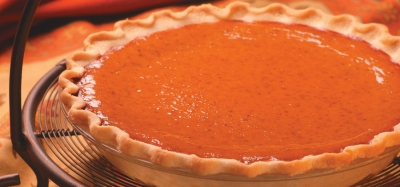 Family Holiday Tradition — Homemade Pumpkin Pie - 06567