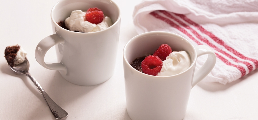 Warm Up This Winter with Easy Mug Desserts
