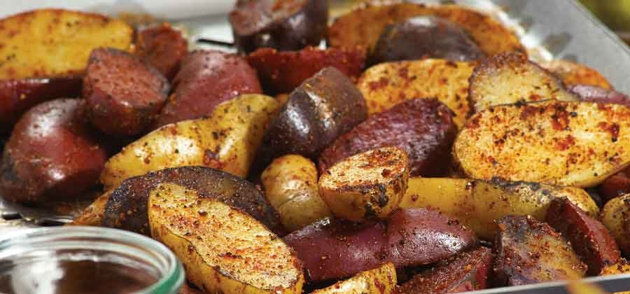Grill Potatoes for a Unique, Healthy Side Dish