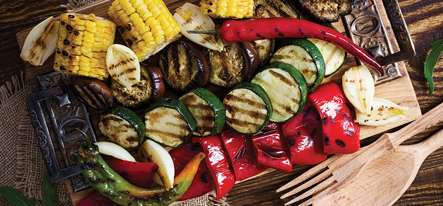 5 Steps to Grill Vegetables - 14869